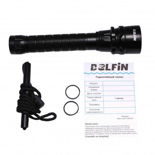 Фонарь DELFiN «D19» 1200ЛМ