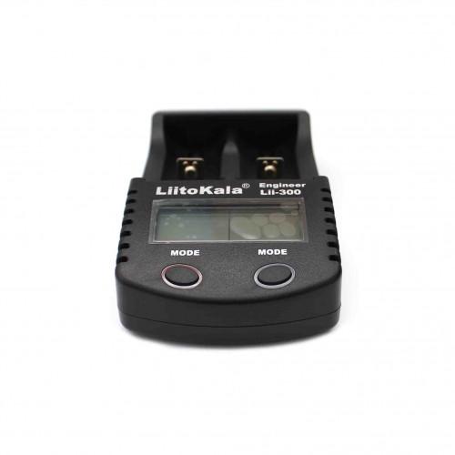 Зарядное устройство LiitoKala «Lii-300»