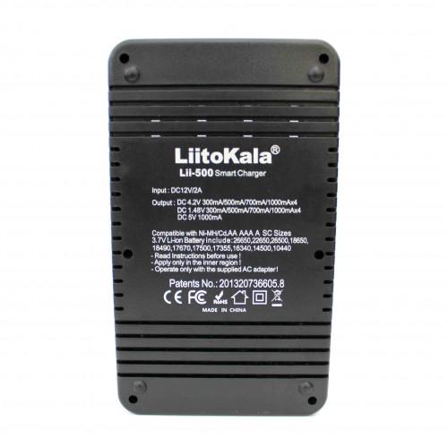 Зарядное устройство LiitoKala «Lii-500»
